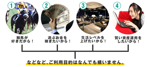 利用目的4種画像