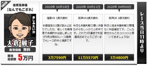 大倉麗子情報の画像