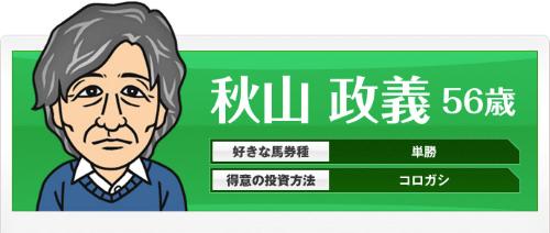 秋山政義の画像