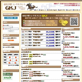 競馬予想コンサルタントGKJ/Gamble Kingdom Japan